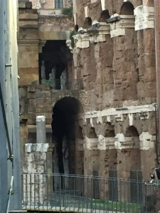 Ruins in Jewish Ghetto