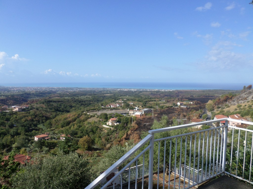 View fro Santa Domenica Talao