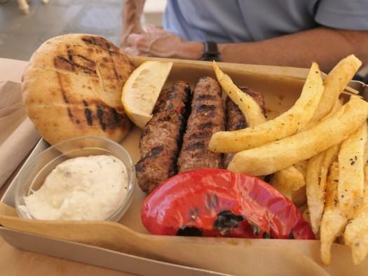 Seasoned sausages
