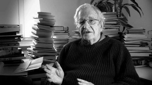 11. Noam Chomsky