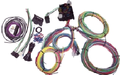 Super Scout Specialists Inc Wiring Harness