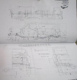 IH Service 1977 Body Builder Book, Scout II, Medium & Heavy Duty