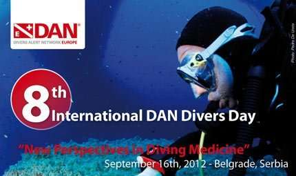 Dan Divers Day, subacquea protagonista