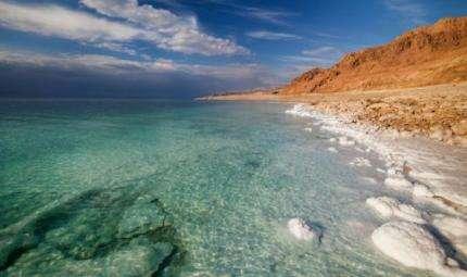 Giordania- Israele: accordo per salvare il Mar Morto