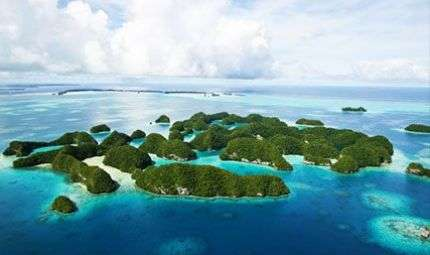 Palau diventa santuario subacqueo