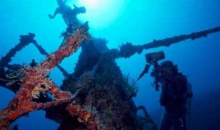 In Puglia l'archeologia subacquea è online