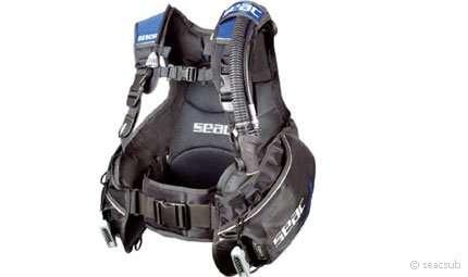 Resort, il jacket Seac Sub per i diving center