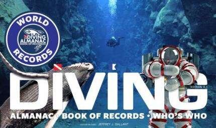 L'Almanacco dei Record Subacquei  in free download