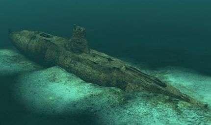 UK, aperto ai subacquei il relitto di un sottomarino