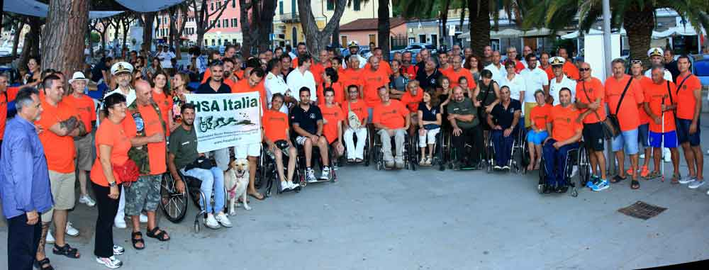 50 subacquei con disabilità in immersione a Porto Venere – Liguria