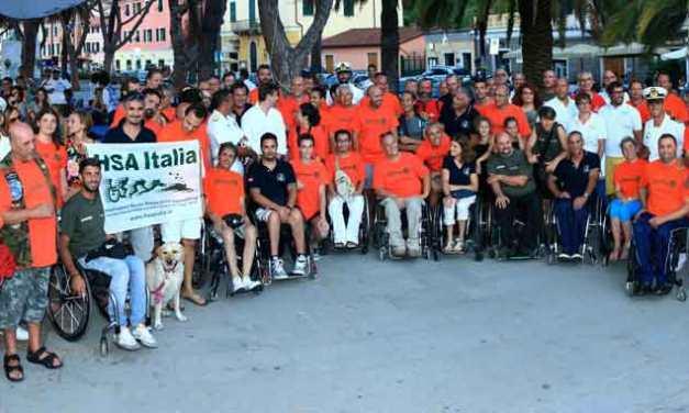 50 subacquei con disabilità in immersione a Porto Venere – Liguria