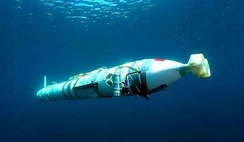 Esplorazione e monitoraggio subacqueo con droni sottomarini
