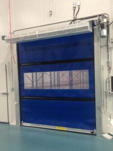 Freezer High Speed Door