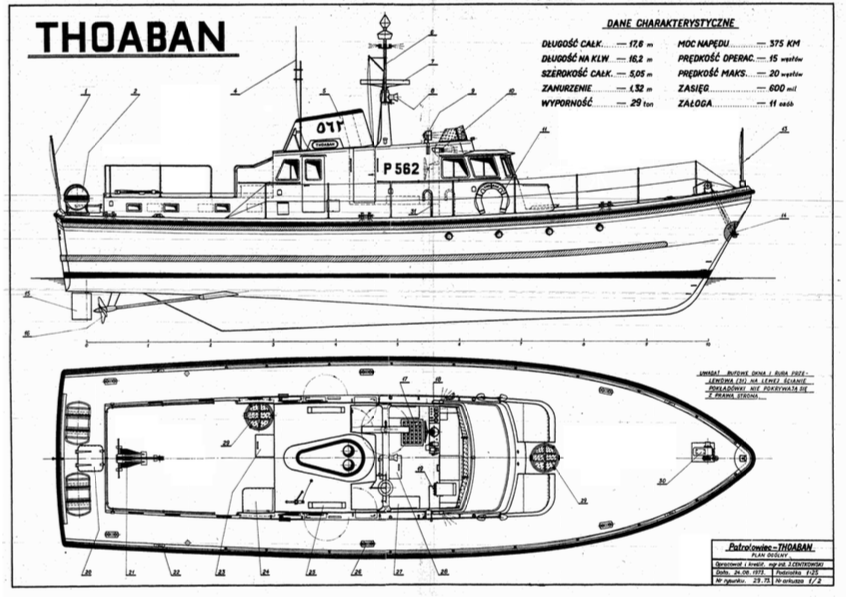 425 RC Remote Control Model Boat Plans, Ships, Tugboats