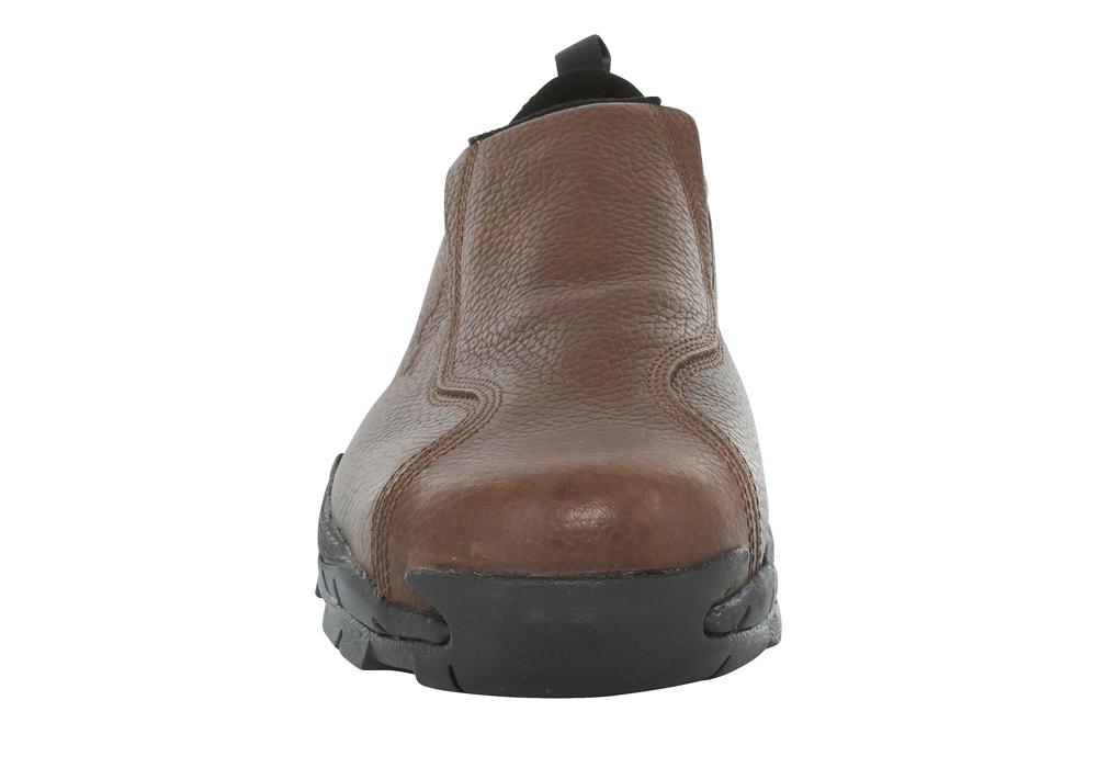 Shoes Toe Mens Steel Slip