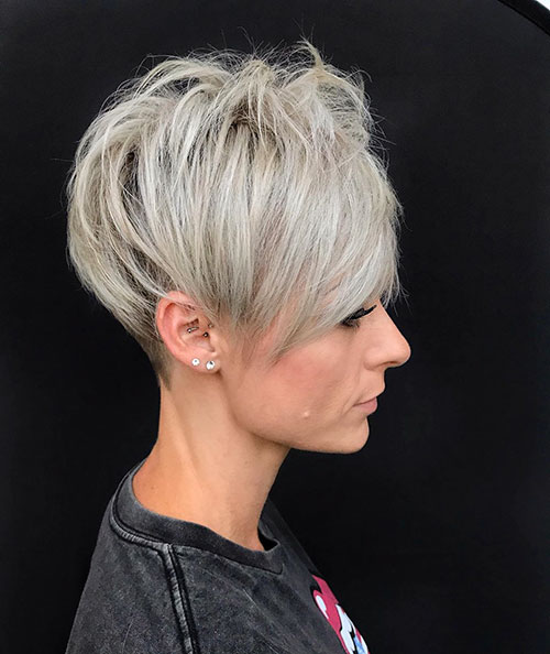 25 Gorgeous Pictures Of Short Layered Haircuts The Best Short Hairstyles And Hair Cuts