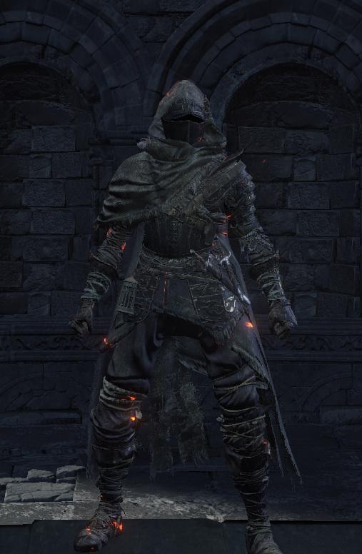 Armure de Chevalier Fugitif - Soluce Dark Souls III   SuperSoluce