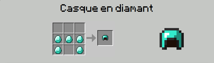 Fabrication Darmes Et Armures Soluce Minecraft Pocket Edition SuperSoluce