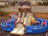 Treasure Slide