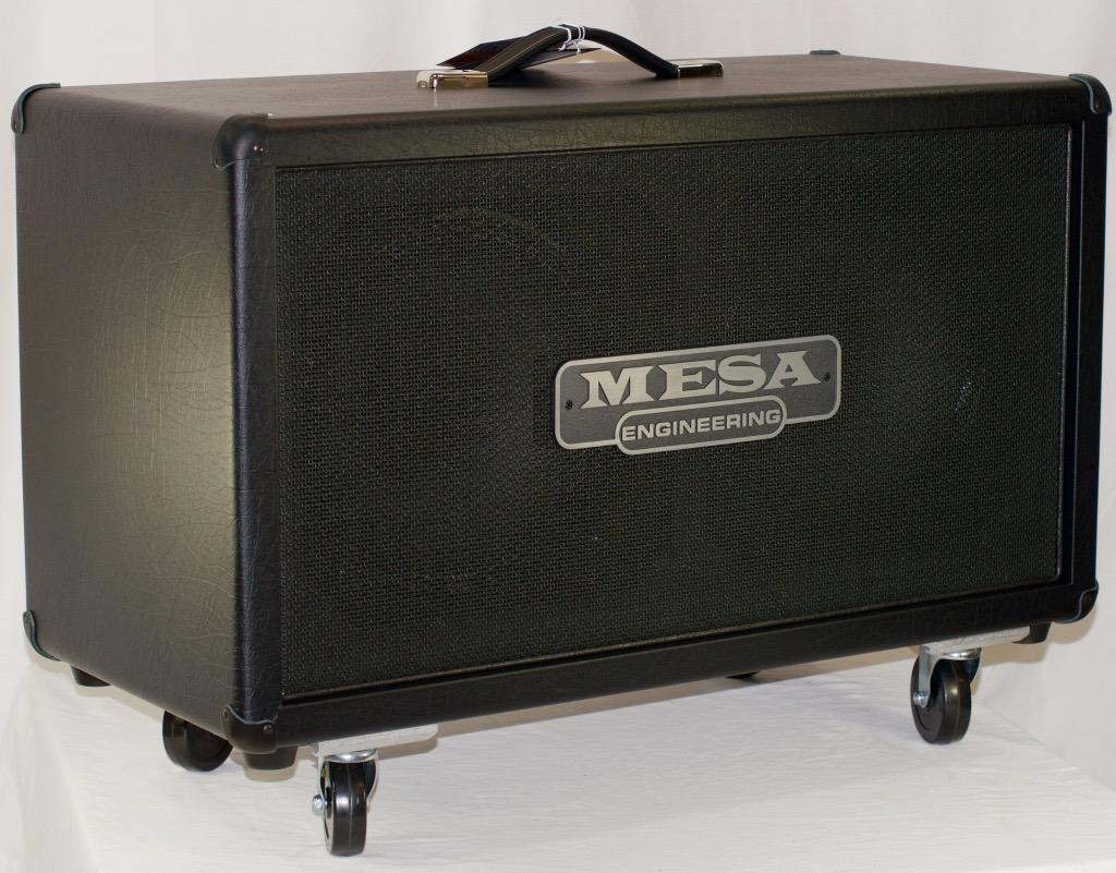 MesaBoogie 2x12 Recto Horizontal Cabinet NEW