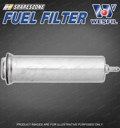 details about wesfil fuel filter for bmw x3 e83 x5 e70 f15 x6 e71 f16 mini cooper d r56 r60 [ 1600 x 1600 Pixel ]
