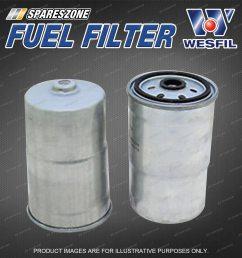 details about wesfil fuel filter for hyundai santa fe dm kia sorento xm bl 2 2 2 5 refer z615 [ 1600 x 1600 Pixel ]