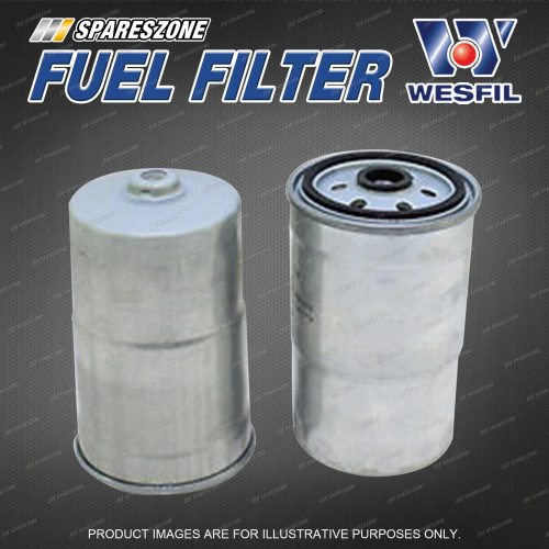 small resolution of details about wesfil fuel filter for hyundai santa fe dm kia sorento xm bl 2 2 2 5 refer z615