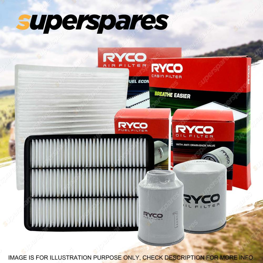 medium resolution of ryco hd filter service kit rsk127 for hino ranger fc3j j07c cartridge fuel