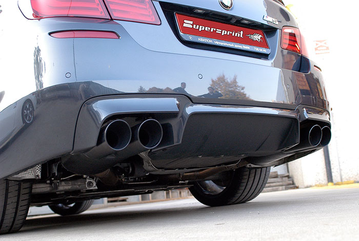 performance sport exhaust for bmw f10