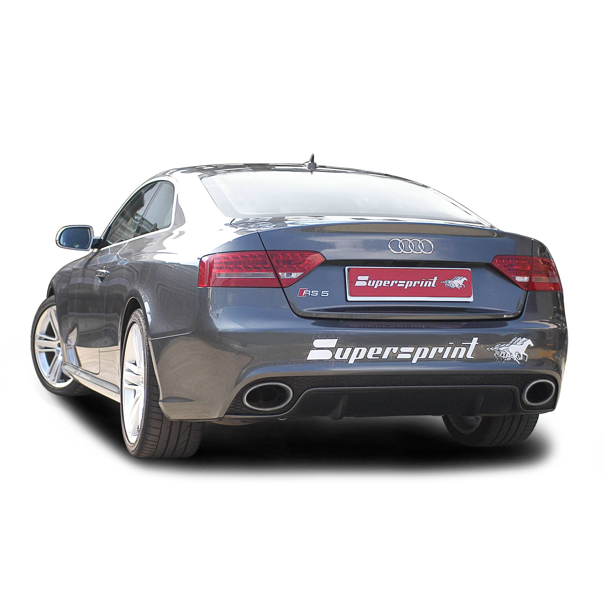 performance sport exhaust for audi rs5