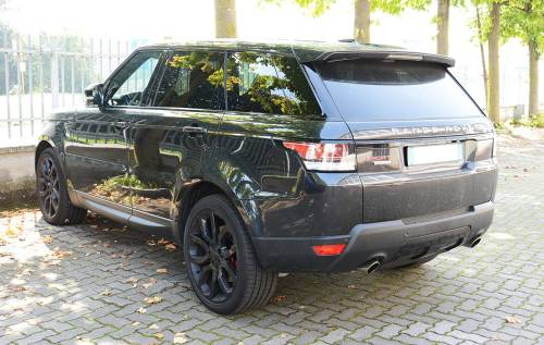 small resolution of range rover sport mk2 l494 5 0 supercharged sport exhaust development by supersprint stock range rover sport mk2 l494 5 0 supercharged spor