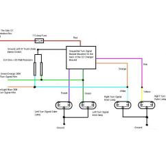 Tail Light Wiring Diagram 110cc Stator Sequential Get Free Image