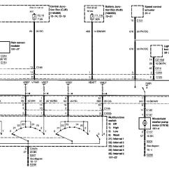 1997 Lincoln Town Car Wiring Diagram 4 Way Round Trailer For 94 Library