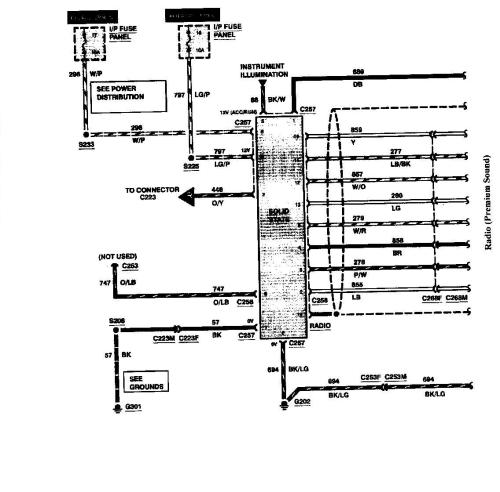 small resolution of 95 mark 8 jbl wiring diagram needed lincolns online message forum dodge stereo wiring diagram 95 lincoln stereo wiring diagram
