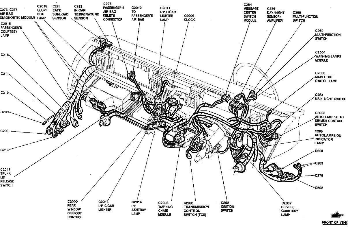 2001 Lincoln Ls Belt Routing Diagram, 2001, Free Engine