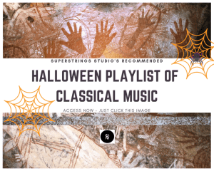 Halloween classical music pieces