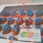 Minicupcakes de nata