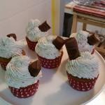 Cupcakes de kinder bueno