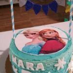 Tarta personalizada Frozen (1)