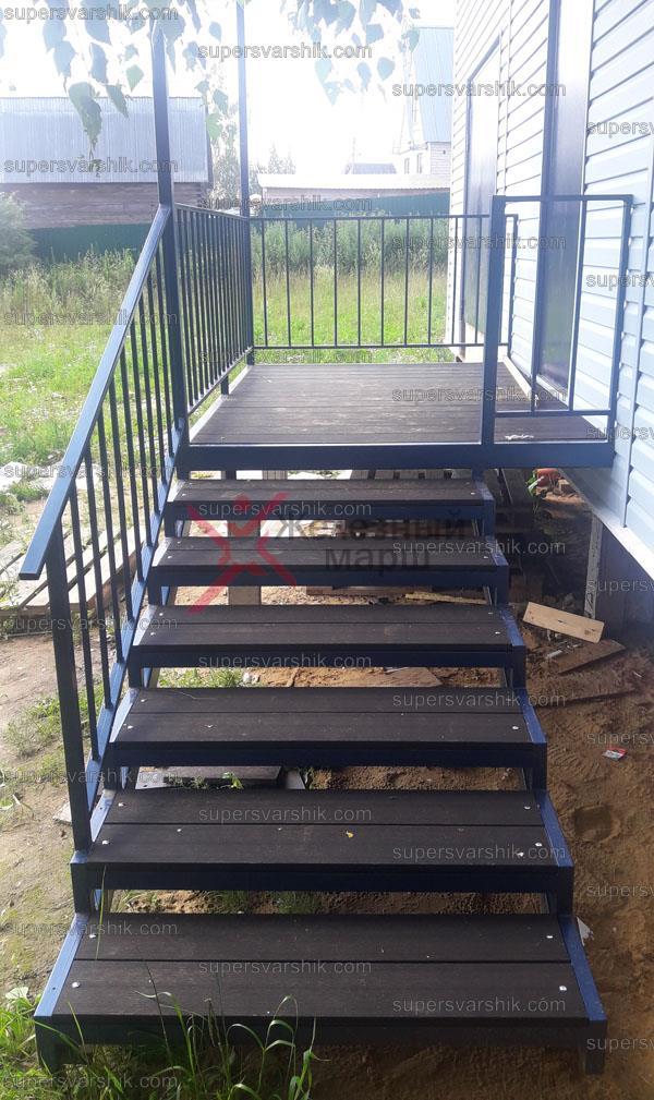Железная лестница