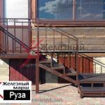 Лестницы из металла металлические перила , уличное крыльцо, лестница для крыльца