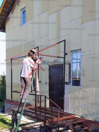 как самому сделать лестницу