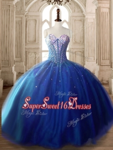 Royal Blue Sweet Sixteen DressesRoyal Blue Dress for