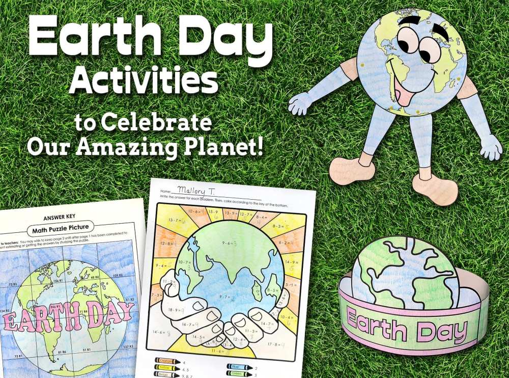 medium resolution of Earth Day Worksheets
