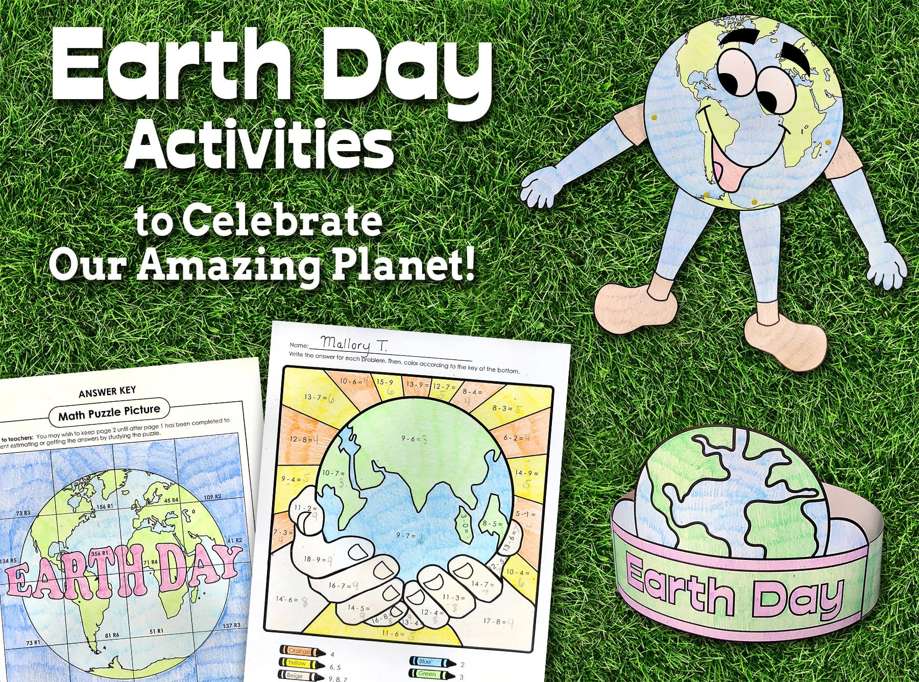 hight resolution of Earth Day Worksheets