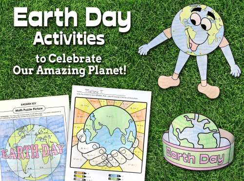 small resolution of Earth Day Worksheets