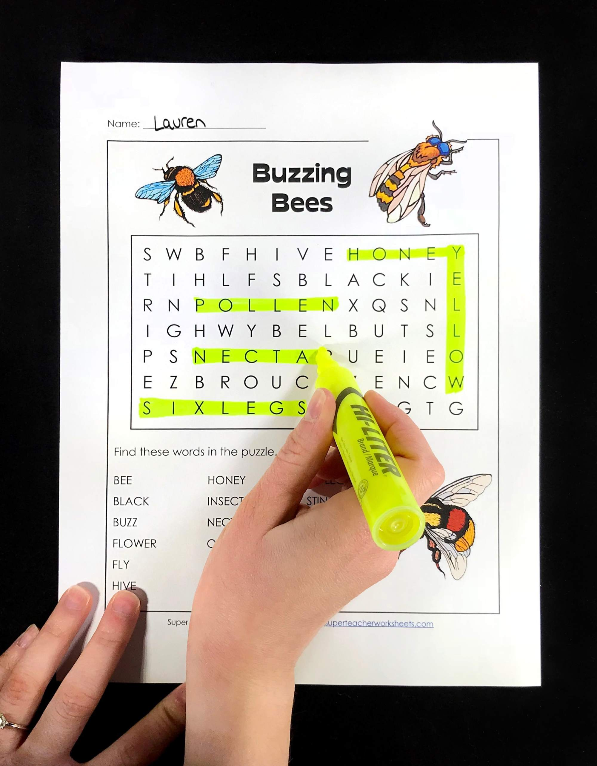 hight resolution of Word Search Puzzles