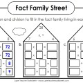 Multiplication and ision facts worksheets splashtop whiteboard