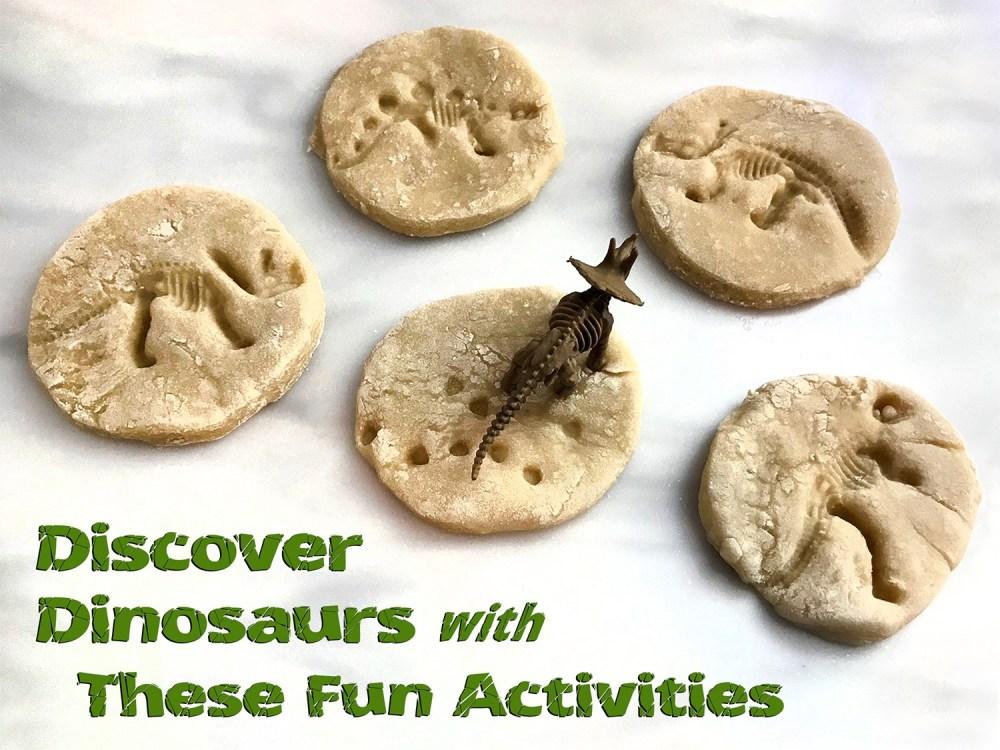 medium resolution of Dinosaur Activities for Kids