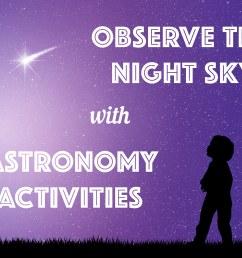 Astronomy Activities for Kids [ 1286 x 1800 Pixel ]